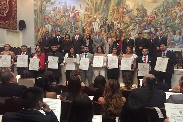 Grados Universidad de Améreica